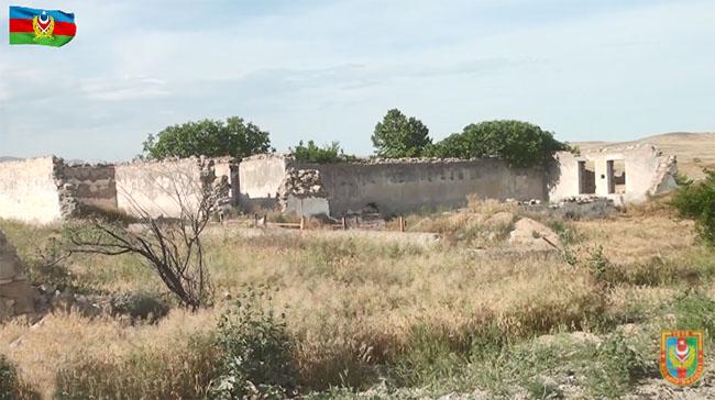 Cəbrayıl rayonunun Şahvəlli kəndi