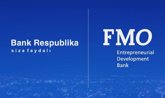 """Nüfuzlu beynəlxalq maliyyə qurumu """"Bank Respublika""""ya manatla kredit ayırdı"""