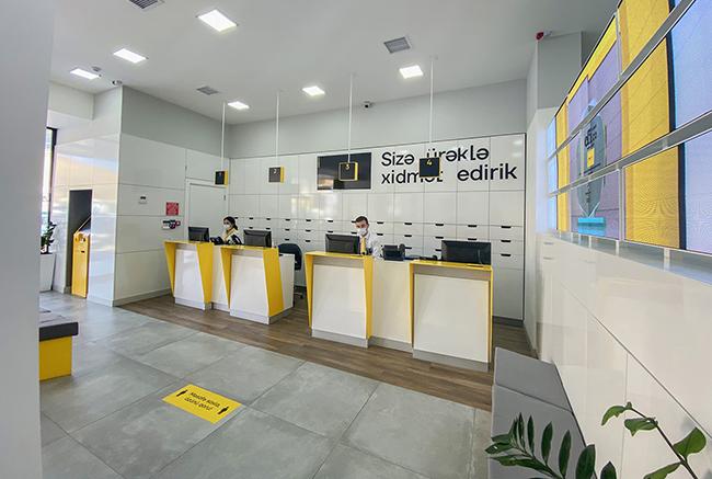 Yelo Bankdan yeni konseptdə daha bir filial
