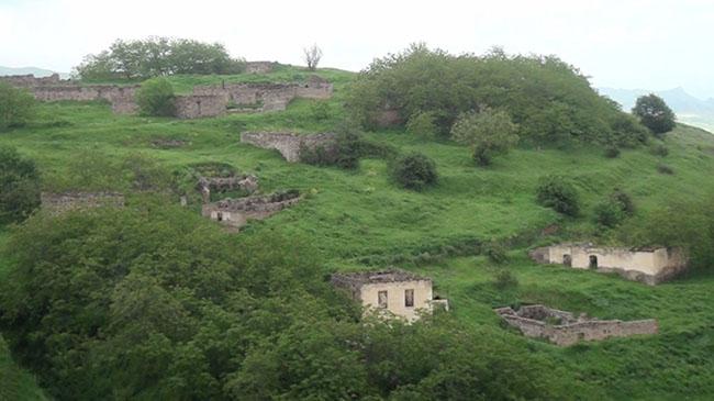 Laçın rayonunun Kamallı kəndi