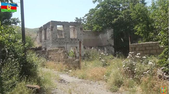 Qubadlı rayonunun Əbilcə kəndi