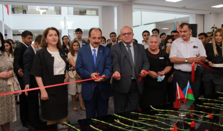MEK-in Qarabağ müharibəsi qəhrəmanları fondunun rəsmi açılış mərasimi baş tutub