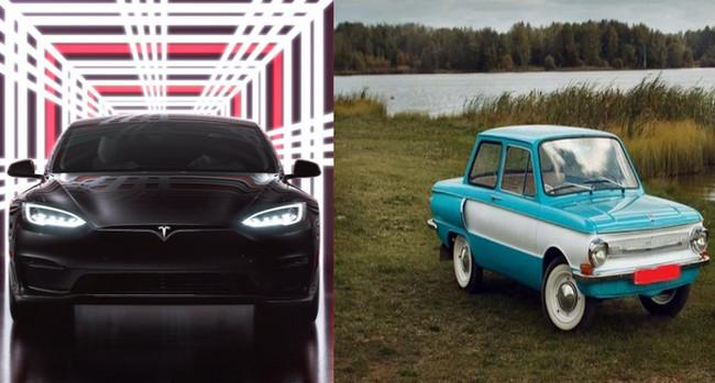 """Tesla"" və ""Zaporojets"""