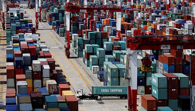 Yantyan limanı, Çin