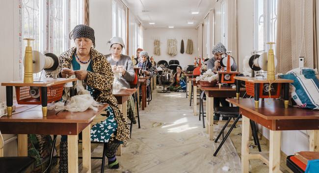 Tacikistan, Foto: Mario Xeller