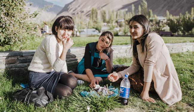 Dağ-Bədəxşan, Tacikistan, Foto: Mario Xeller