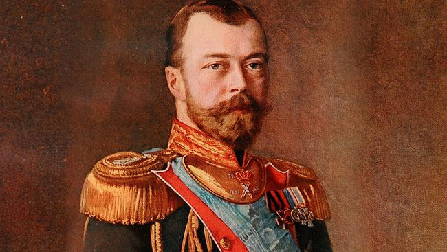 Rusiyanın sonuncu çarı 2-ci Nikolay