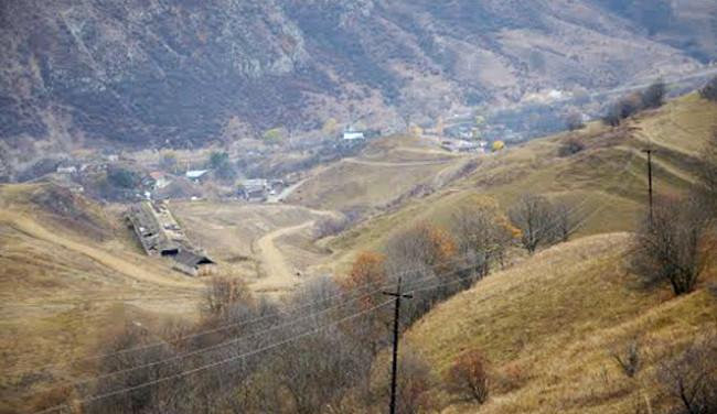 Qaraqoyunlu mahalından görüntü, Qərbi Azərbaycan