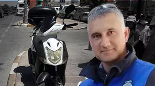 Erkut Kocabıyık, Türkiyədə özünə cərimə yazan polis