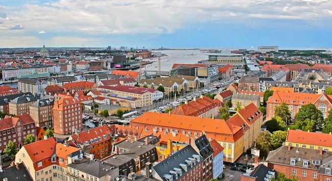 Kopenhagen, Danimarka
