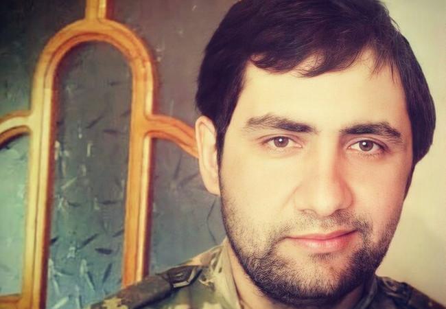 Qazi baş leytenant Yusif Vüsal oğlu Abdullayev