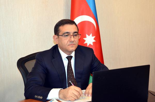 DGK sədrinin birinci müavini İsmayıl Hüseynov