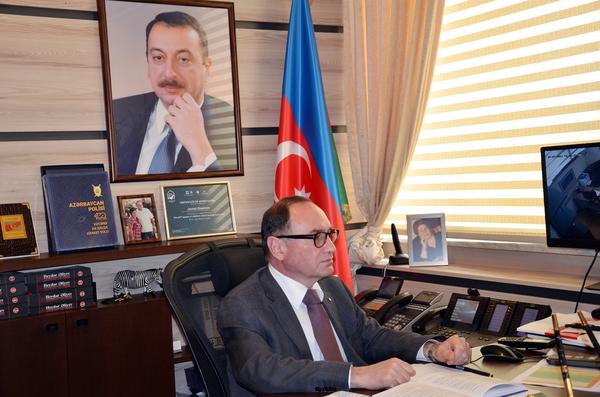 """""""Caspian Energy Club""""un üzvləri ilə görüş keçirilib"""