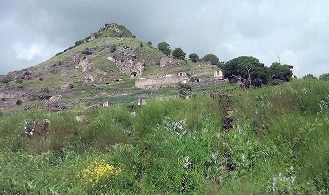 Laçın rayonunun Mirik kəndi