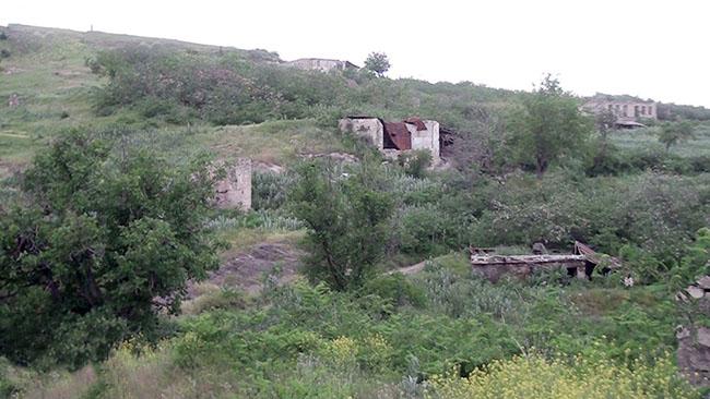 Laçın rayonunun Seyidlər kəndi