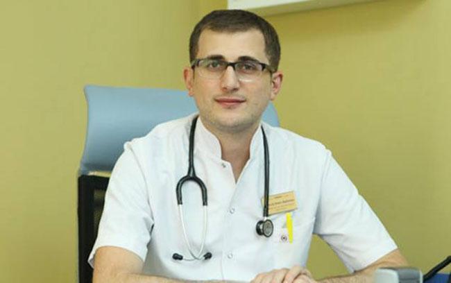 Erkin Rəhimov - baş pediatr