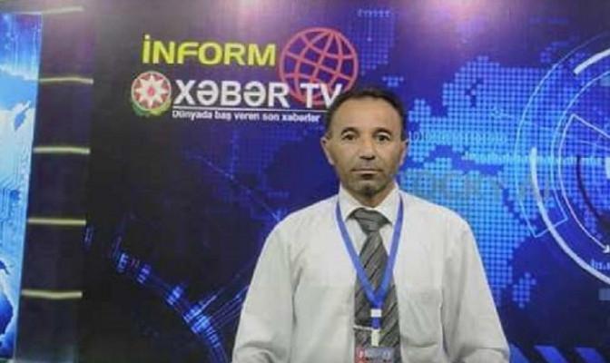 """""""İnform Xəbər TV""""nin rəhbəri Azər Kazımov"""