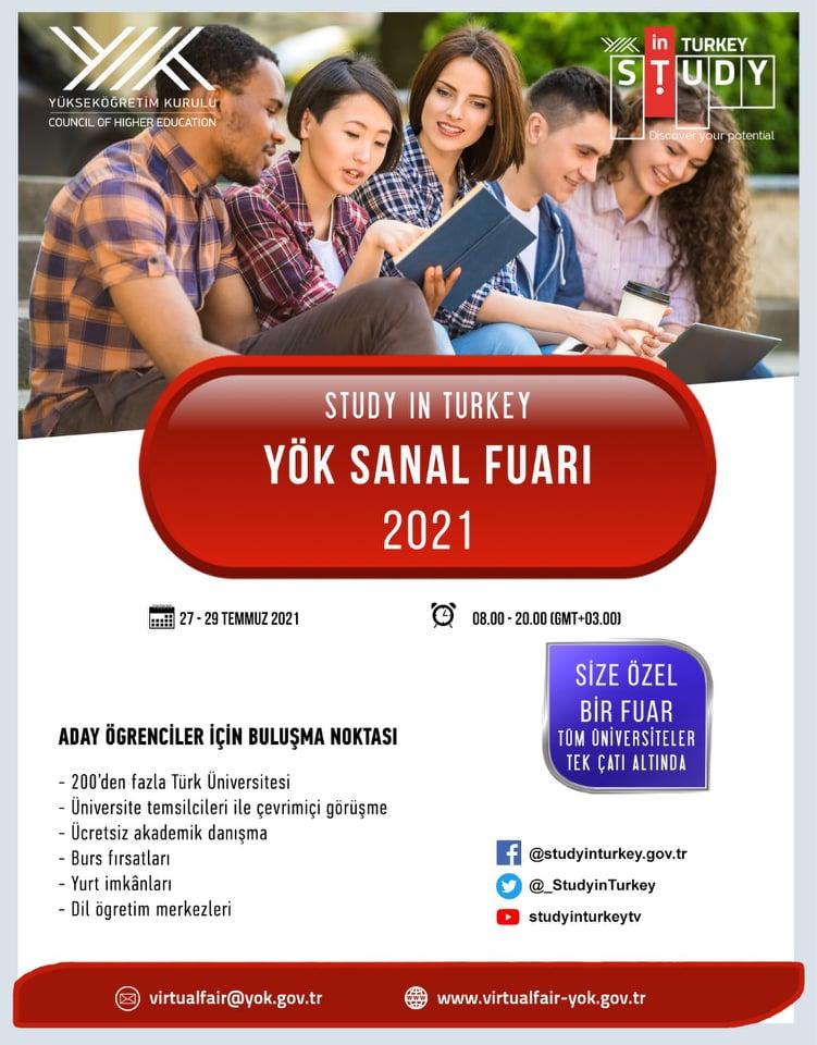 YÖK-ün II Virtual Sərgisi təşkil olunacaq