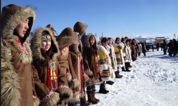 Rusiyanın ən kiçik xalqı dörd nəfərdən ibarətdir