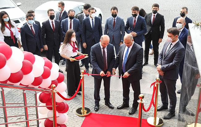 Kapital Bank ipoteka və KOS yönümlü, yenilənən 28 May filialını istifadəyə verdi