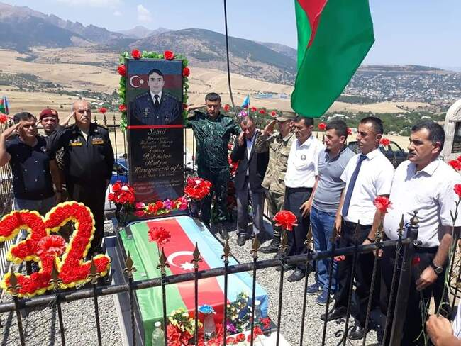 Rəhmətov Əbülfəz Hüseynverdi oğlu