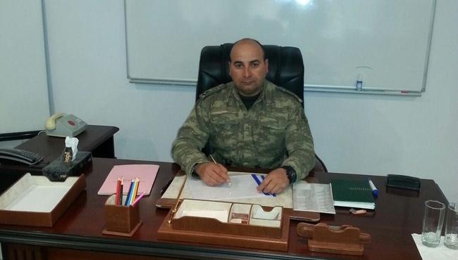 Aprel şəhidi Rasim Məmmədov