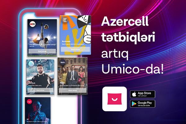 Azercell-in rəqəmsal xidmətləri indi daha çox istifadəçinin rahatlığını təmin edir