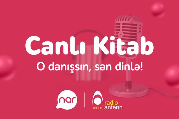 """""""Nar"""" ən böyük Azərbaycandilli səsli kitabxanaya dəstəyi davam etdirir"""