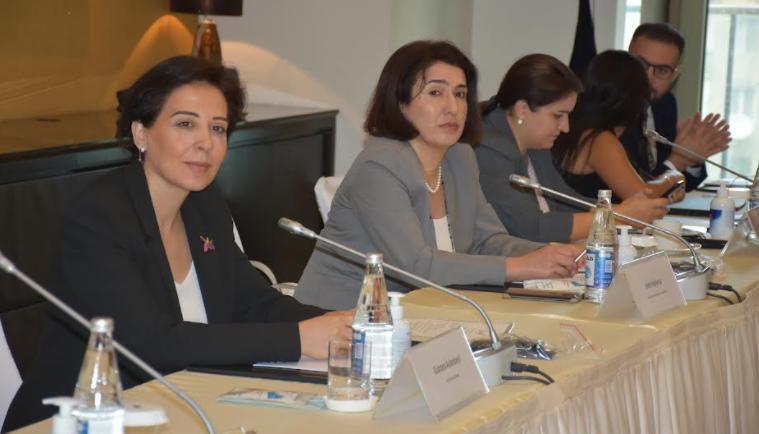 USAID Azərbaycanda Qadın Sahibkarlığının İnkişafına həsr olunmuş dəyirmi masanı təşkil edib