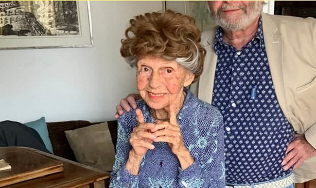 107 yaşlı fortepianoçu yeni albom buraxıb
