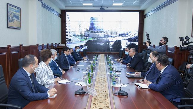 DGK ilə Diasporla İş üzrə Dövlət Komitəsi arasında Anlaşma Memorandumu imzalanıb