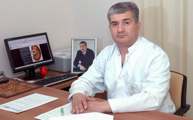 Respublika Klinik Uroloji Xəstəxanasına yeni direktor təyin olunub