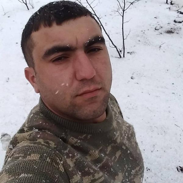 İkinci Qarabağ Müharibəsi qazisi Gülməmmədov Elməddin Cəmil oğlu