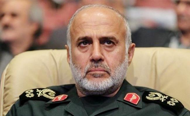 """İran generalı Qulaməli Rəşid: """"Xaricdə altı ordu yaratmışıq..."""""""