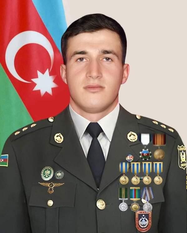 Şəhid Əzizov Xəyyam Əli oğlu