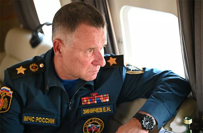 Rusiya fövqəladə hallar nazirinin ölüm səbəbi açıqlandı