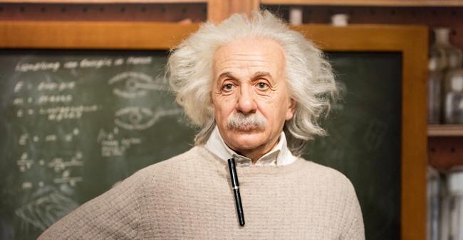 Albert Eynşteynin qiymət cədvəli tapıldı