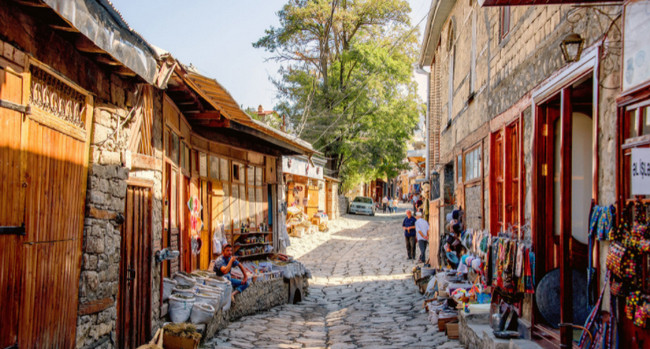 Avropa mediası Lahıcdan reportaj hazırlayıb - Video