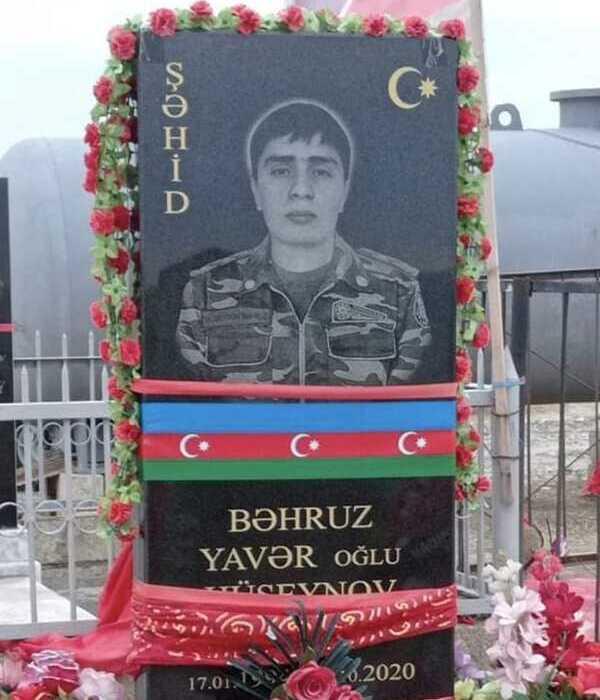 Şəhid Hüseynov Bəhruz