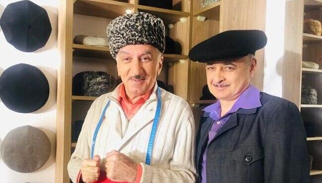 """""""Filmdə 11 fərqli obrazı canlandırmağımı istədi, mən razılaşdım"""" - Fotolar"""
