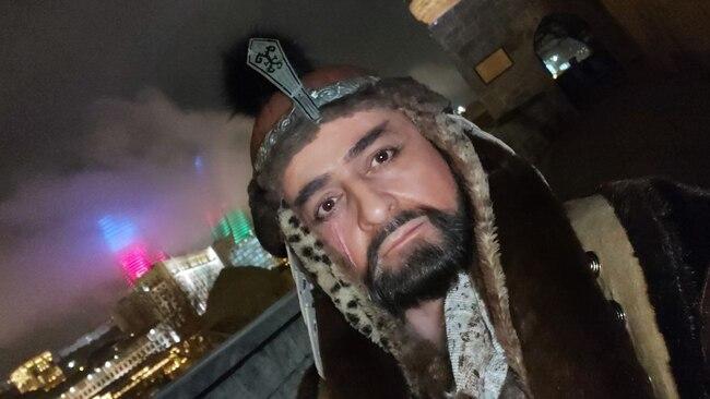 Elman Rəfiyev