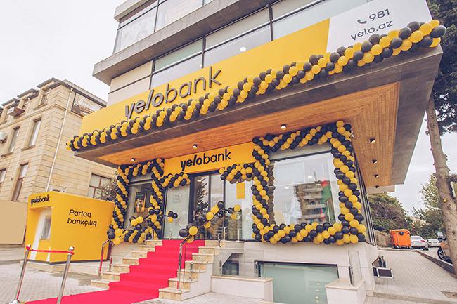 """Yelo Bank yeni konseptdə """"Xalqlar Dostluğu"""" filialını açıb"""