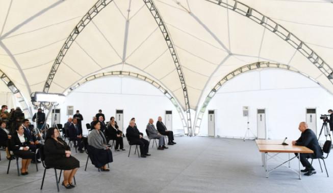 Prezident: Hadrut əməliyyatı İkinci Qarabağ müharibəsində xüsusi əhəmiyyət daşıyaırdı