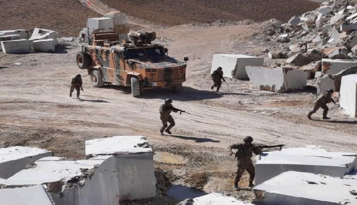 Naxçıvanda Azərbaycan-Türkiyə birgə döyüş atışlı taktiki təlimi davam edir